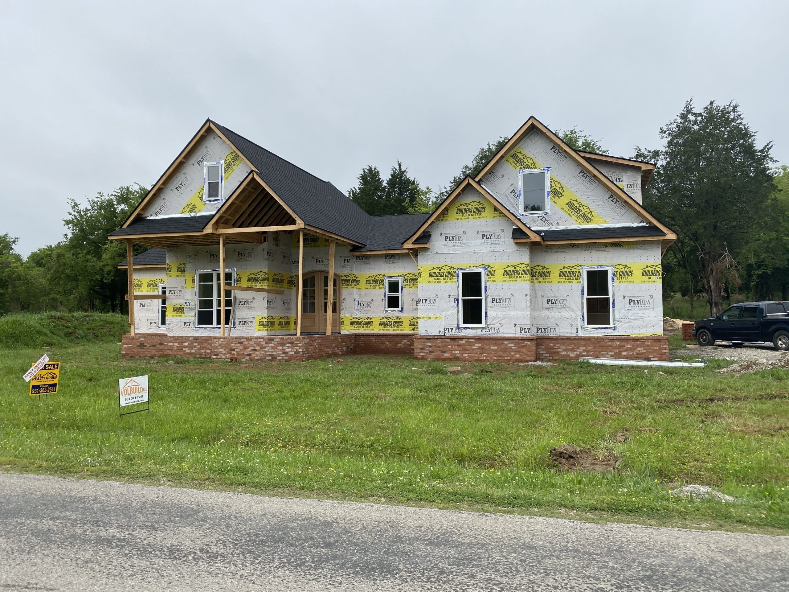 Custom Home Builder Pulaski, TN